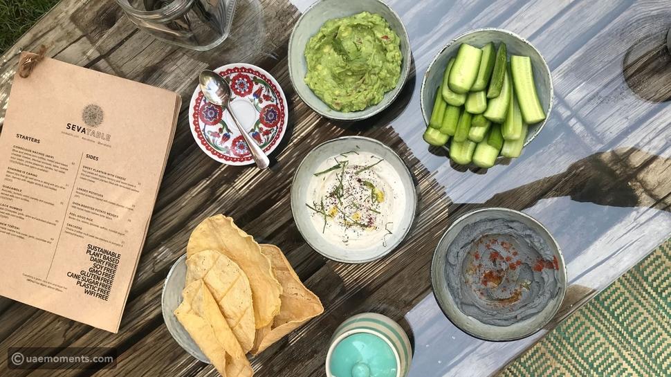 Review: SEVA Table, An Aesthetic Plant-Based Café In Dubai