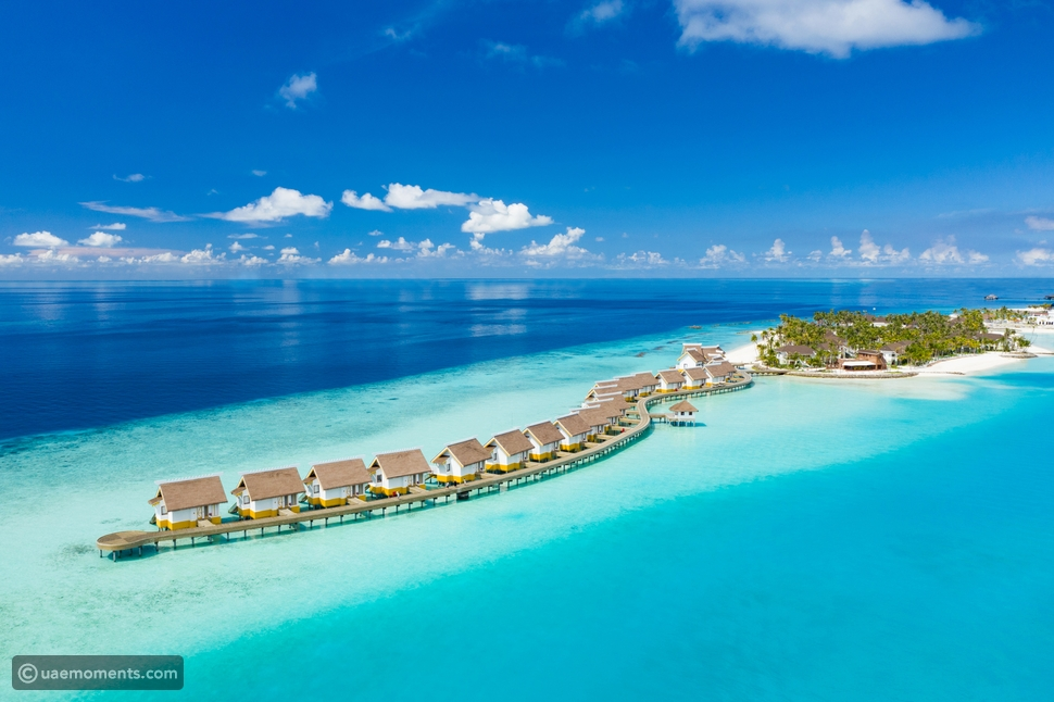 Celebrate UAE National Day In The Maldives At Crossroads With Special