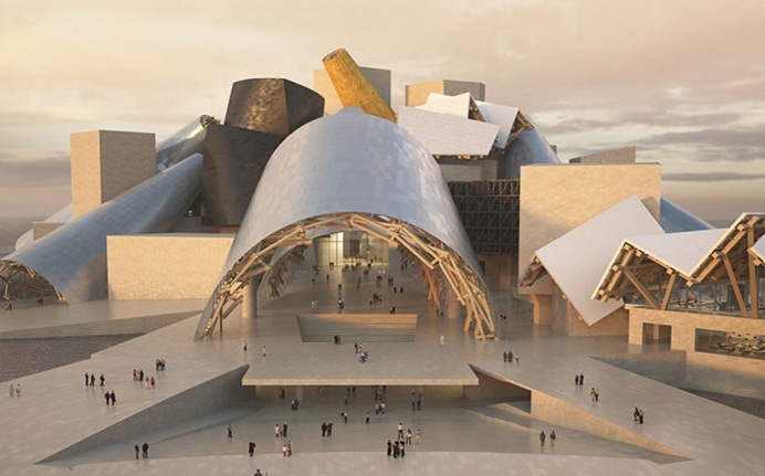 The Guggenheim Abu Dhabi to be Complete in 2025