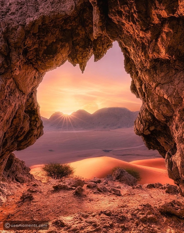 Stunning Photos of Camel Rock and Fossil Rock at Sunset