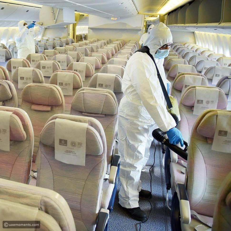Emirates: COVID-19 IATA Travel Pass Trials to Start Within Days