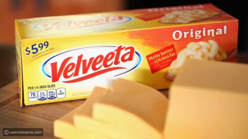 Velveeta Cheese